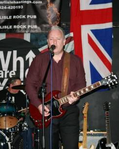 Who Are You - The Who tribute The Carlisle, Hastings
