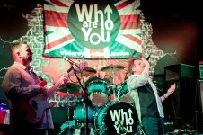 Who Are You - The Who tribute Leos Red Lion Gravesend credit: Richard Lofts