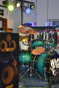 Who Are You - The Who tribute Sittingbourne Greyhound Stadium,