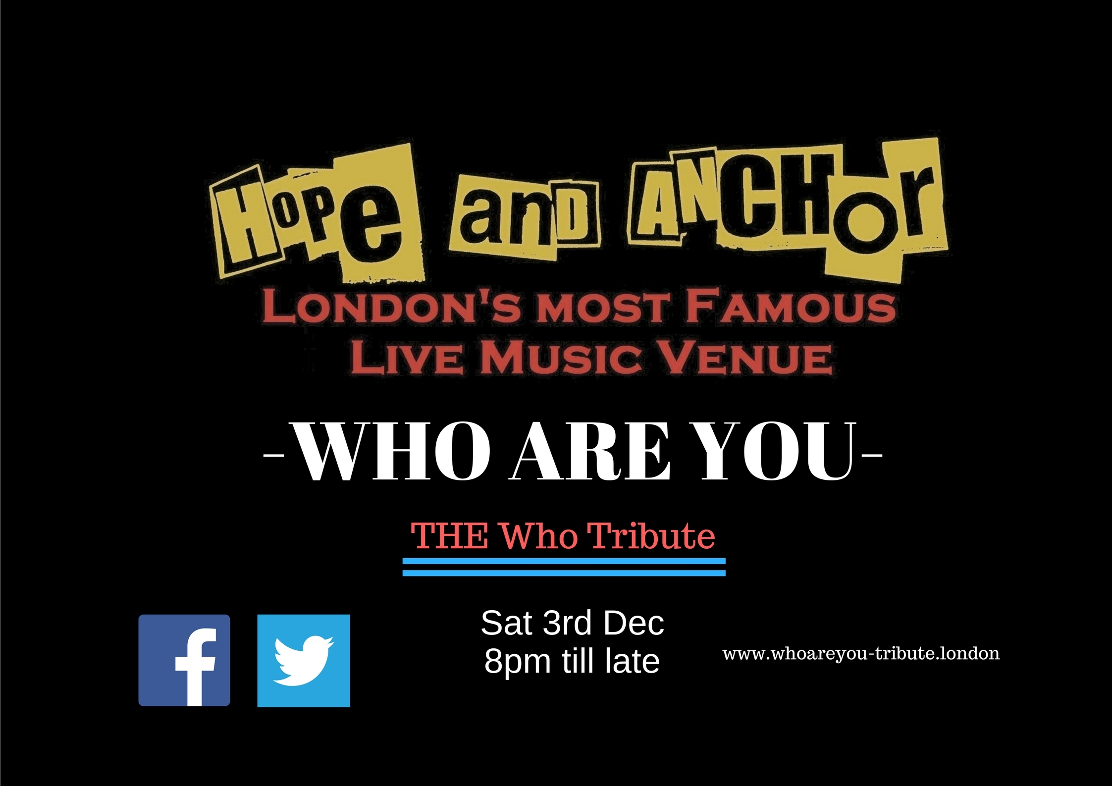 The Who; Who Tribute Band; Who Band; Kent Tribute Band; UK Who Tribute Band, WHO ARE YOU;