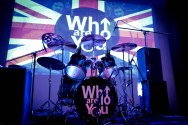 Who Are You UK - The Mick Jagger Centre Dartford