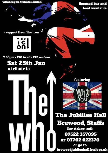 Jubilee 23rd Jan