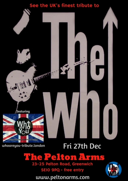 pelton arms 27 dec